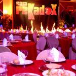 Tu cena de empresa de Navidad en Málaga